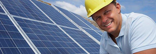 zonnepanelen installateur Brussel-Stad