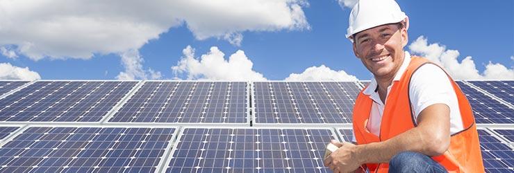 zonnepanelen offerte aanvragen